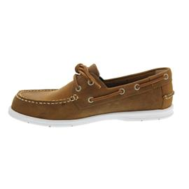 Sebago Litesides Two Eye, Med. Brown Leather B864069 Men
