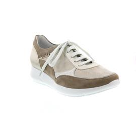 Mephisto Diane, Sneaker, Velourleder kombi., Warm Grey D2020