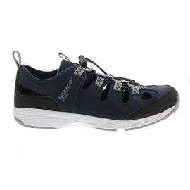 Sebago Cyphon Sea Fisherman, Navy Nubuck B821001 Men