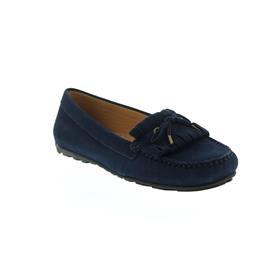 Sebago Harper Kiltie Tie, Navy Nubuck B409235 Women