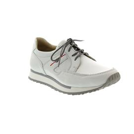 Wolky E-Walk, Sneaker, White, Leola leather / Stretch 5800-710