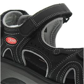 Joya ID Cairo II Black, Nubuk/Textile, Curve-Sohle, Kategorie Motion 668san