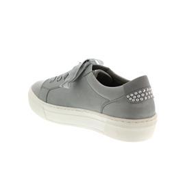 Gabor Sneaker, Nappa/Samtchevreau, delfin/stone 64.310.26 Best Fitting