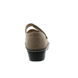 Finn Comfort Ischia, Sandale, Nubukled. bedruckt, Farbe Taupe 2106-554081