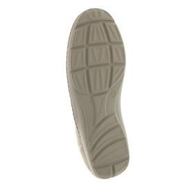 Waldläufer Henni, Klettverschluss, Pigalle (Glattleder), Platin (Beige), Weite H 496510-172-120