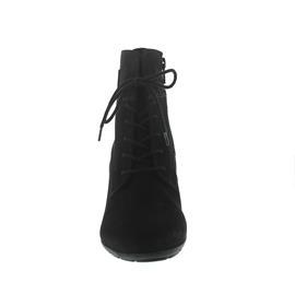 Gabor Stiefelette, Nubuk Oil (Micro), schwarz, Hovercraft-Sohle 75.644.17