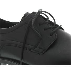 Waldläufer Henry, Glattleder (Riva), Luftpolsters., schwarz, Weite H 319001-149-001