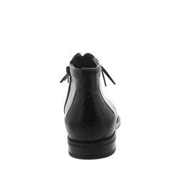 Waldläufer Henry, Glattleder (Riva/Parrot), schwarz, Luftpolsters., Weite H 319803-817-001