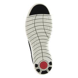 FitFlop Uberknit Slip-On High Top Sneaker in Wafle Knit Black