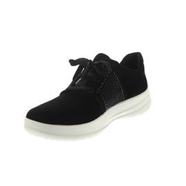FitFlop Sporty-Pop X Crystal Sneaker Black