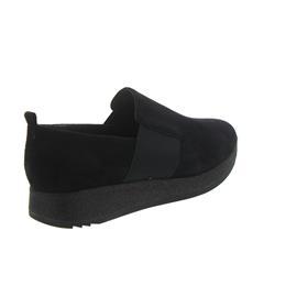 Gabor Sneaker, Samtchevreau, pazifik, Best-Fitting 71.443.16
