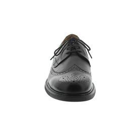 Manz Bristol III, Ago, Lammnappa, schwarz, Extraweite K, Wechselfußbett 166064-05-001