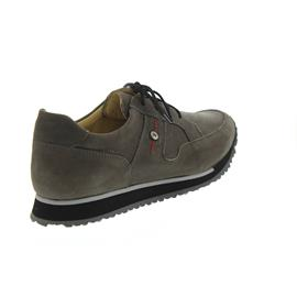Wolky E-Walk, Sneaker, Dark grey, Stretch com. leather 05800-20201