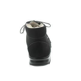 Finn Comfort Aibling, Neptun (Nubukleder), schwarz, Futter echt Lammfell 3916-494099