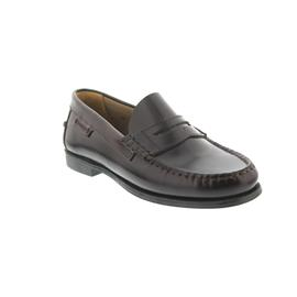 Sebago Plaza II, Penny-Loafer, Cordo Leather (Bordo) B616102 Women