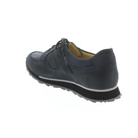 Wolky E-Walk, Sneaker, Blue, Stretch combi leather 5800-20809