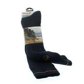 Dubarry Coolmax Boot Socks Long, Navy 9624-03