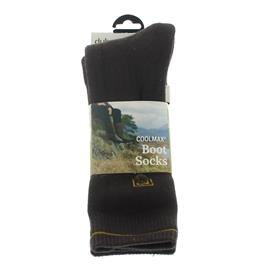 Dubarry Coolmax Boot Socks Short, Brown 9625-02