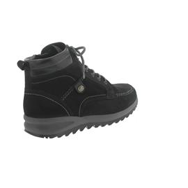 Waldläufer Helle, Bootie, Waldläufer-Tex, Bear (Nubukl.) / Memphis, schwarz, Weite H 388971-704-001