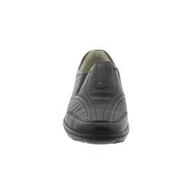 Waldläufer Kya, Slipper, Pigalle (Glattleder), schwarz, Weite K 607504-172-001