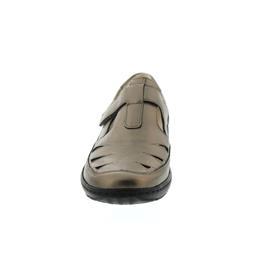 Waldläufer Henni, Klettverschluss, Marakesch (Metallicleder), bronce, Weite H 496510-125-212
