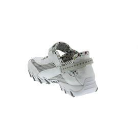 Allrounder Niro, Klettverschluss, Metalic S 68/Open Mesh 12, Silver / Cool Grey N819