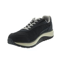 Joya Cancun Dark Navy, Nubuck Leather / Textile, Wave-Sohle 117cas