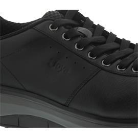 Joya Malibu M SR Black, Full-Grain Leather/ELK Leather, Wave-Sohle 118cas
