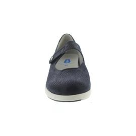 Wolky Electric, Ballerina, Goya leather, Blue 02421-20800