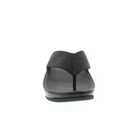 FitFlop Crystall, Zehensteg, Black B36-001