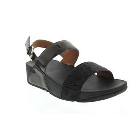 FitFlop Ritzy Back-Strap Sandals, Black L21-001