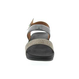 FitFlop Ritzy Back-Strap Sandals, Pewter (grau) L21-054
