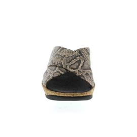 FitFlop Kys, Pantolette, Taupe Snake A43-585