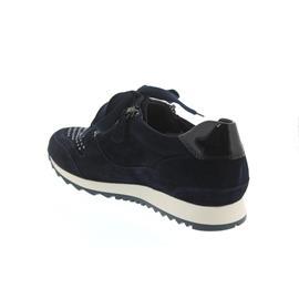 Hassia Barcelona Sneaker, Swarovski-Crystals, blue/ocean, Vario-Fussbett, Weite H 301932-3230
