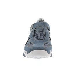 Allrounder Nana, Klettverschluss, Jeanstyle 22/S. Mesh 22, Teal/Teal (blau) N021