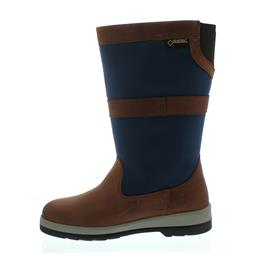 Dubarry Shamrock, Navy/Brown, Glattl./Cordura, Gore-Tex 3733-32