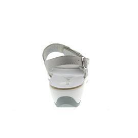 Waldläufer Ginger, Nubuk-Soft / Glitter, cement/silber/grau, Weite G 225006-307-013