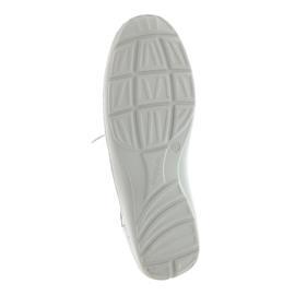 Waldläufer Henni, Pro-Aktiv Fussbett, Pigalle/Glitter, silber (grau), Weite H 496013-203-211