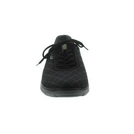 Waldläufer Sport, Haris, Galway/Denver (Stretch/Nubuk), schwarz, Weite H 953001-203-001