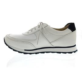 Wolky E-Sneaker, Stretch-Leoa leather, White 05806-70100