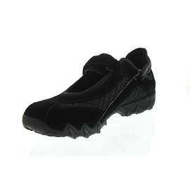 Allrounder Niro, C. Suede 1 / W. Mesh 84, Black / Black N819