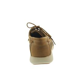 Sebago Clovehitch Lite, FGL Oiled, Tan Leather 7000HL0-SB912 Men