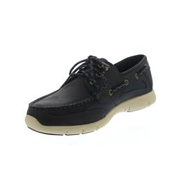 Sebago Clovehitch Lite, FGL Oiled, Navy Leather 7000HL0-SB908 Men