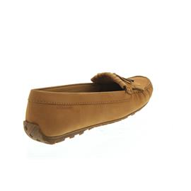 Sebago Harper Kiltie Tie, Brown Tan Nubuck 7000670-912 Women