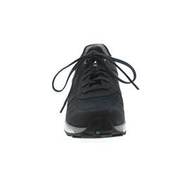 Xsensible Jersey Sneaker, Stretch-Leather, Navy, Vario-Fussbett, Weite GX 30042.2.220