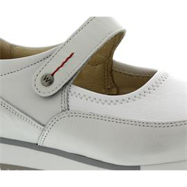 Wolky E-Step, Sneaker, Stretch-Leoa leather, White 05805-70100