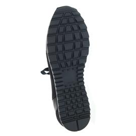 Hassia Barcelona, Sneaker, Dorelack-Leder, ocean, Vario-Fussbett, Weite H 301914-3000