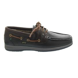 Dubarry Mariner, Navy / Brown, Glattleder, Gore-Tex Membran 3744-32