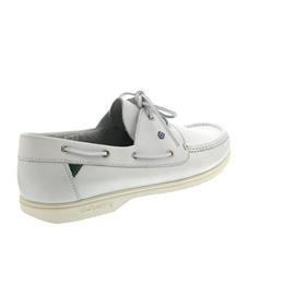 Dubarry Admirals, White, Dry Fast - Dry Soft Leder, (Glattleder) 3331-00