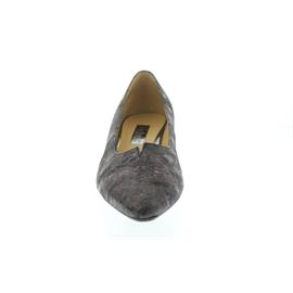 Gabor Pumps, Metallic Old, dark-grey, Weite F, 30mm Abs. 95.130.69